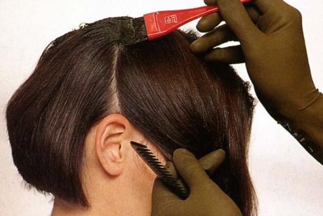 Краска для волос: за и против нового имиджа