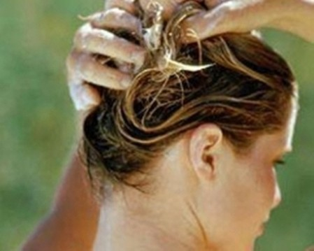 Красота в волосах и уходе за ними
