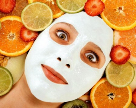 Укрепляющие маски для лица