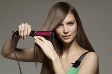 Кератиновое выпрямление и оздоровление волос