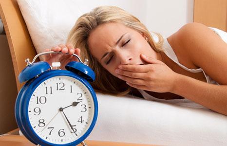 Недосып приводит к преждевременному старению кожи