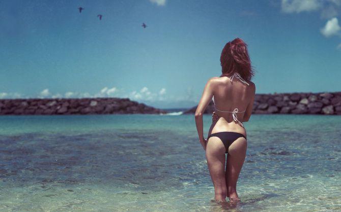 Едем на море: увлажняем кожу