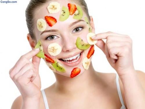 Фруктово-ягодные маски: женщинам на заметку