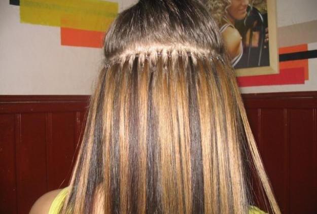 Противопоказания при наращивании волос