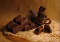 Регулярное потребление шоколада помогает похудеть