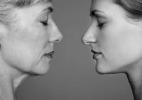 Признак возрастных изменений кожи