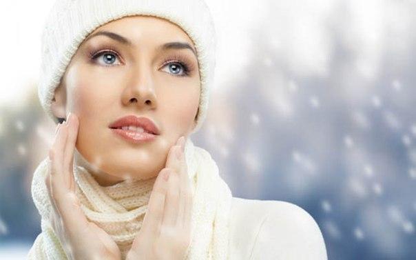 Зимние проблемы кожи: как их решить