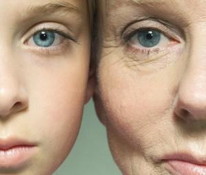 Причина старения: частые огорчения
