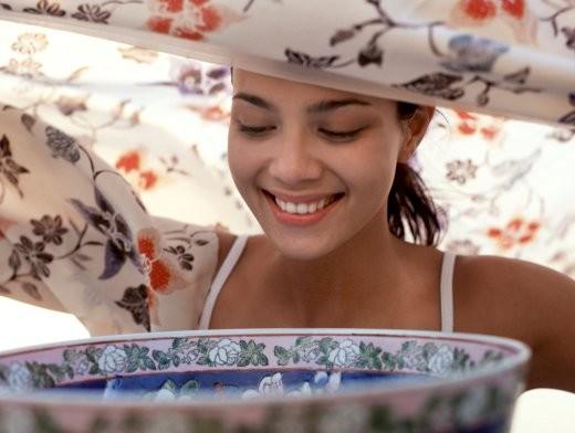 Как воздействуют паровые ванны для лица
