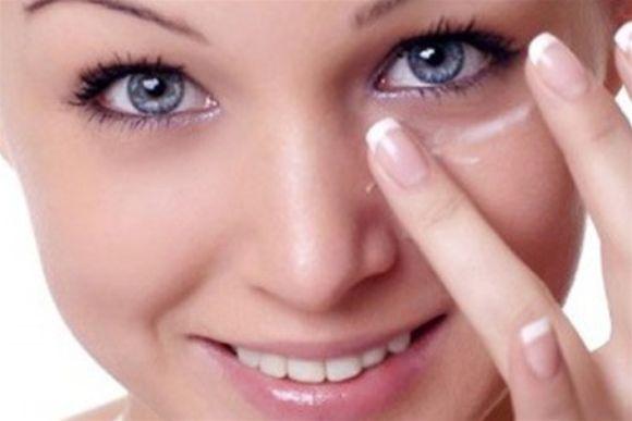 Недостатки кожи лица: мешки под глазами