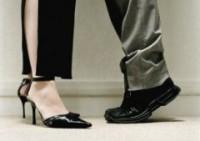 Женщины предпочитают мужчин повыше