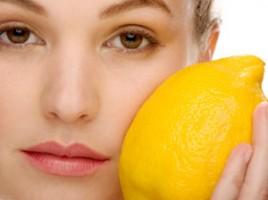Лимон поможет ухаживать за кожей