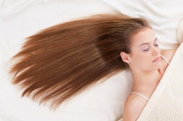 Ухаживайте за волосами правильно