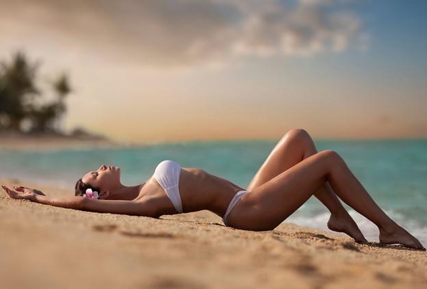 Как выглядеть эффектно на пляже