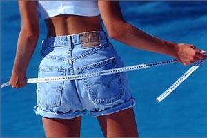 Особенности летнего похудения