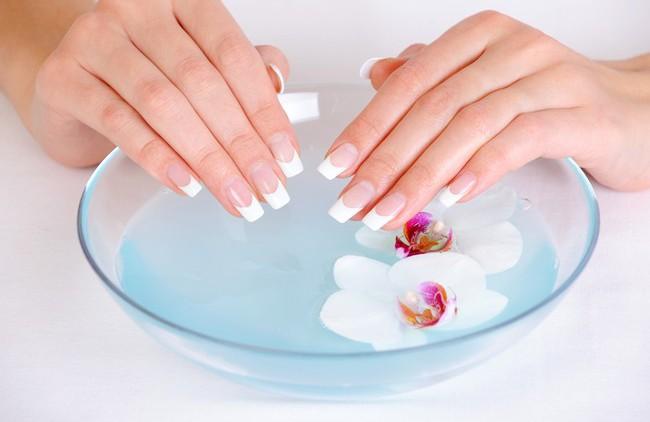 Основные рецепты ванночек для ногтей