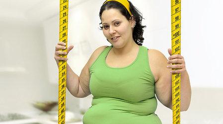 Основные причины женского ожирения
