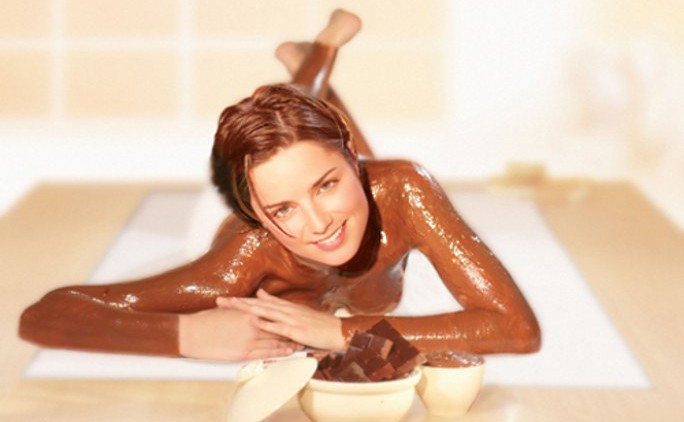Вся польза шоколадных обертываний