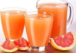Грейпфрутовый сок поможет похудеть
