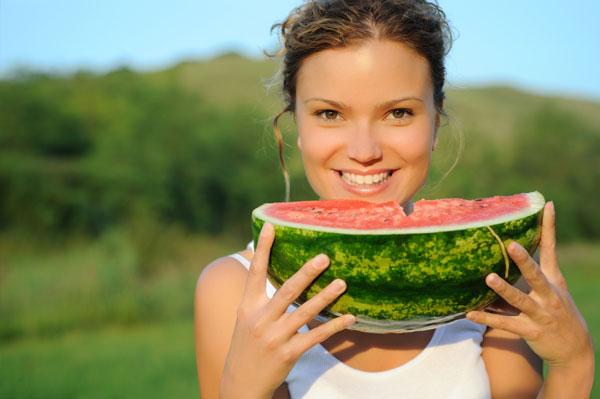 Арбузная диета благотворно повлияет на организм