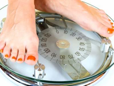 Переодические взвешивания ускорят темпы похудения