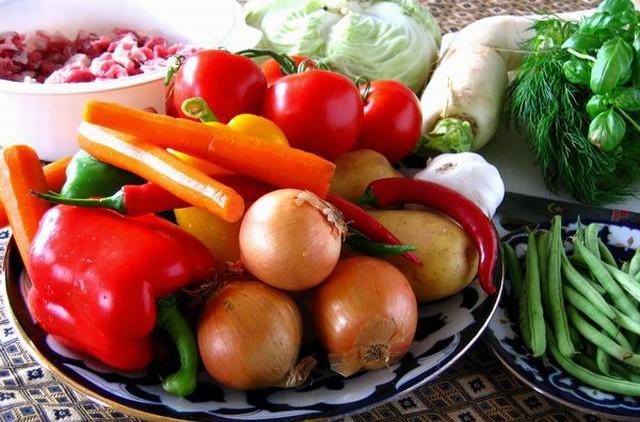 Овощная диета для снижения веса