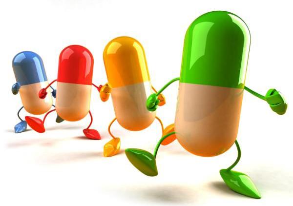 Выбираем необходимые витамины