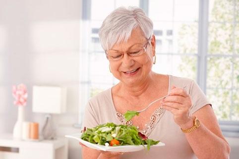 Похудеть в возрасте 60-ти лет вполне возможно