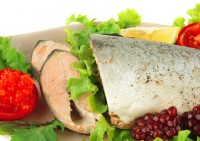 Рыбная диета поможет снизить вес