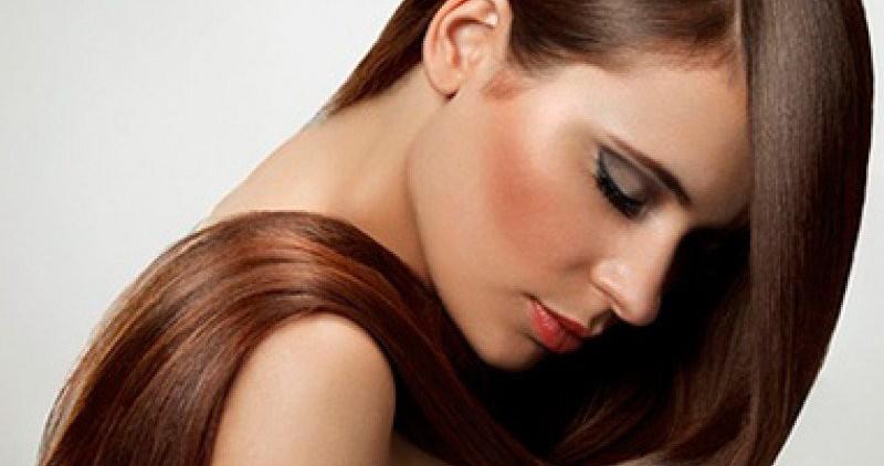 Кератин поможет выпрямить волосы