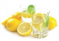 Лимонная вода поможет снизить вес