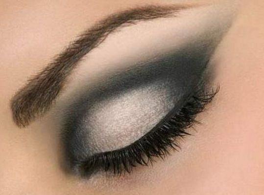 Подчеркиваем глаза с помощью макияжа