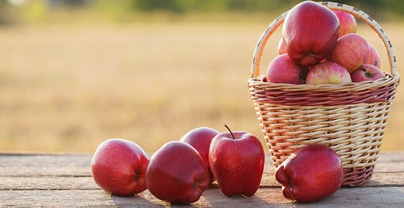 Худеем с помощью яблок
