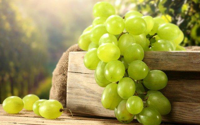 Худеем с помощью винограда