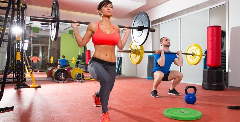 Чтобы сбросить вес, необходимо сочетание умеренных нагрузок и диеты