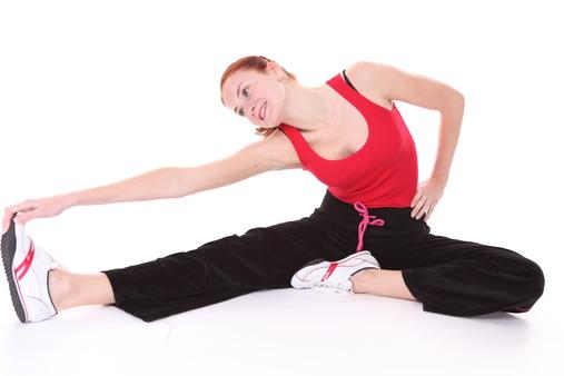 Упражнения для профилактики растяжек