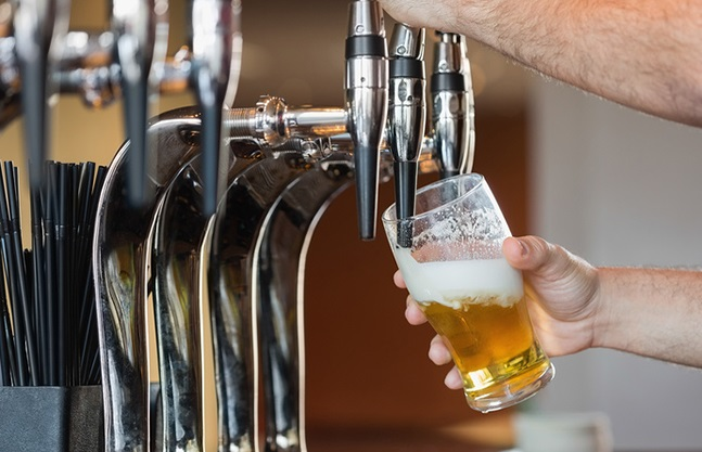 Пиво поможет снизить вес