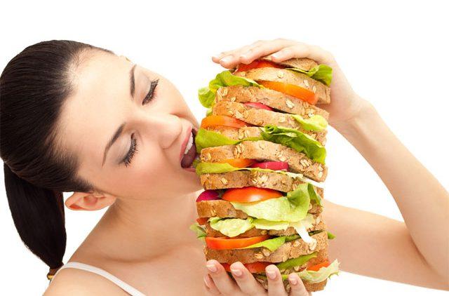 Неправильное питание увеличивает риск возникновения морщин