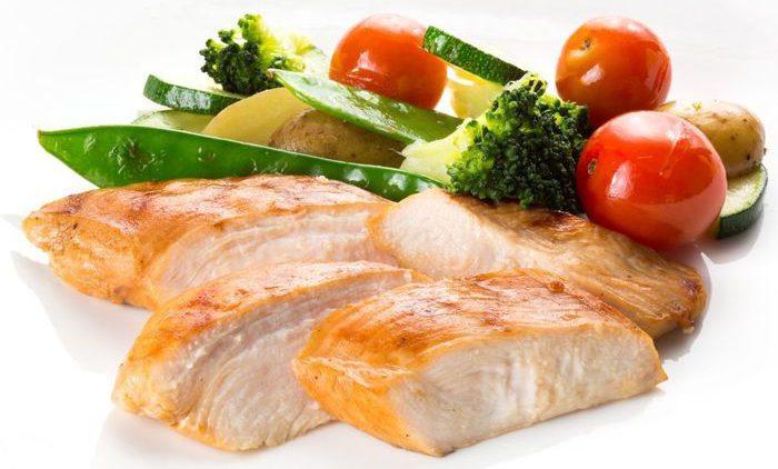 Особенности куриной диеты