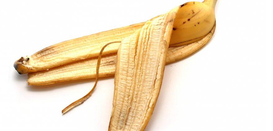 Банановая кожура поможет избавиться от акне