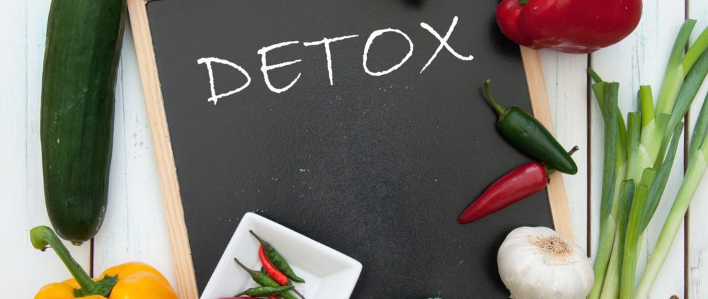 Выбираем детокс-диету