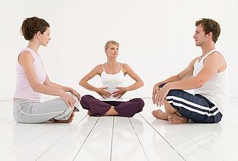 Дыхательные упражнения для снижения веса