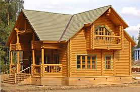 Покупка бревенчатого дома