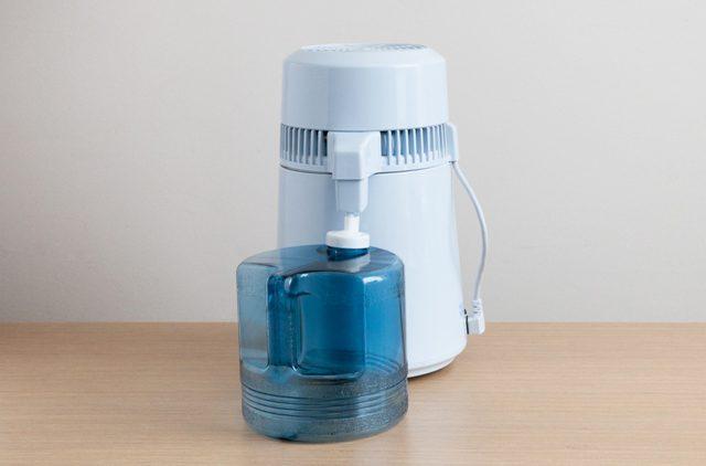 Особенности устройства аквадистилятора