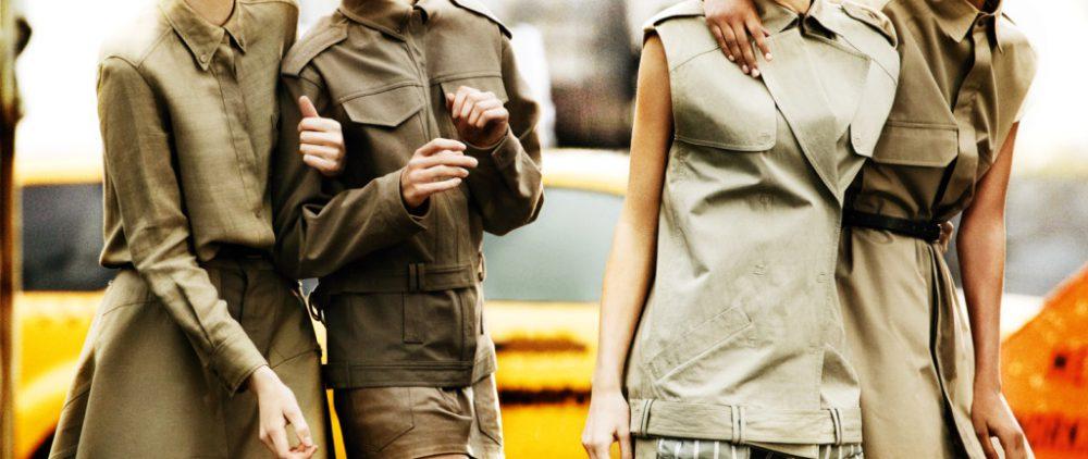 Основные направления стилей женского гардероба