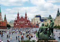 Туристическая Москва. Что посмотреть и куда сходить в Москве
