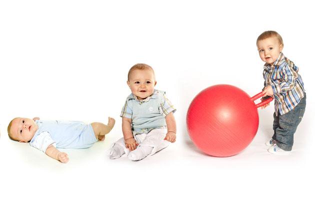 Как развивается новорожденный малыш