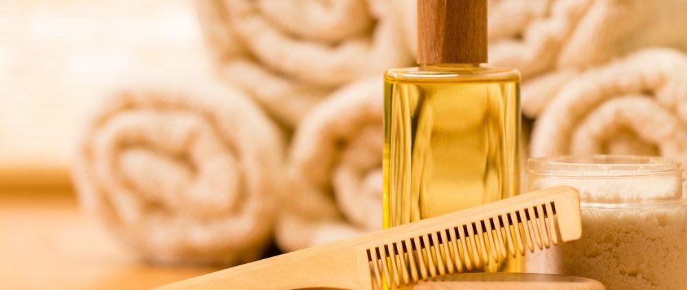 Масла помогут ускорить рост волос