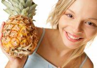 Как действует ананасовая диета