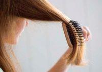 Правильное расчесывание поможет волосам хорошо выглядеть зимой